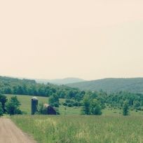 Biking in the Catskills