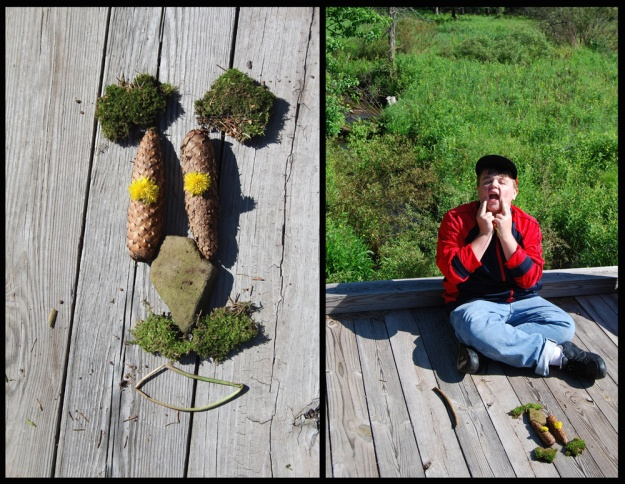 Individual Portraits in Nature